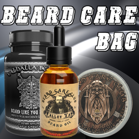Beard Care Grab Bag