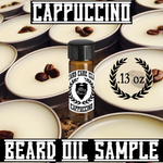 Cappuccino Beard Oil