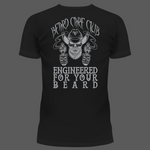 Bang Gun Beard Care Club T-Shirt