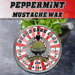 Peppermint Mustache Wax
