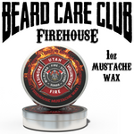 Firehouse Mustache Wax