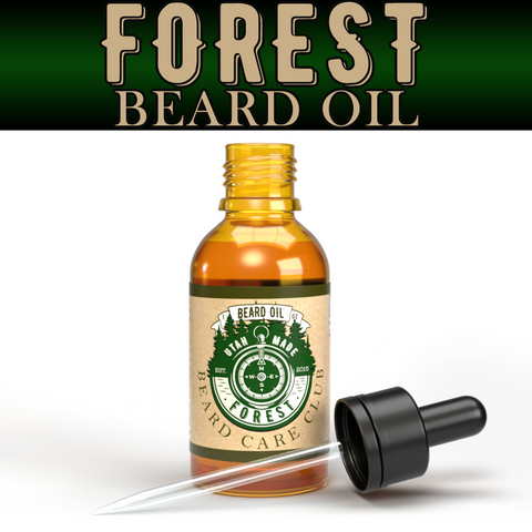 Forest Beard Oil