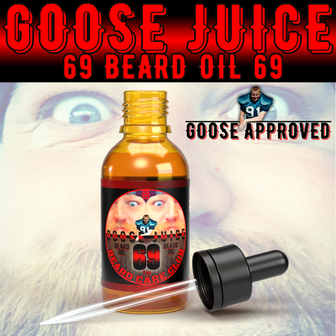 Goose Juice #69 Beard Oil