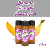 The Bearded Lady Hair Oil - Banana