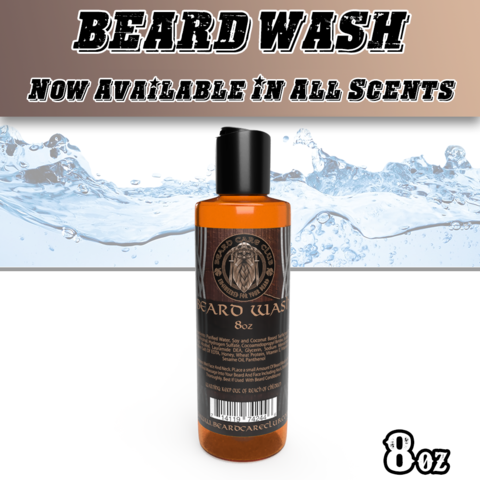 Beard Wash In Any Scent