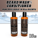Beard Wash | Available In Every Scent We Offer