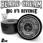Big D's Revenge Beard Cream