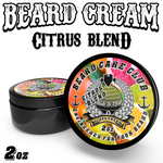 Citrus Blend Beard Cream