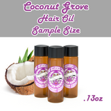 The Bearded Lady Hair Oil - Coconut Grove