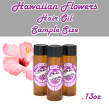 The Bearded Lady Hair Oil - Hawaiian Flowers