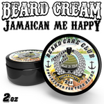 Jamaican Me Happy Beard Cream