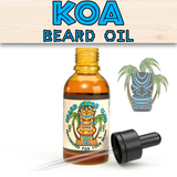 Koa Beard Oil
