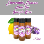 The Bearded Lady Hair Oil - Lavender Lemon