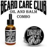 Lionheart Beard Oil