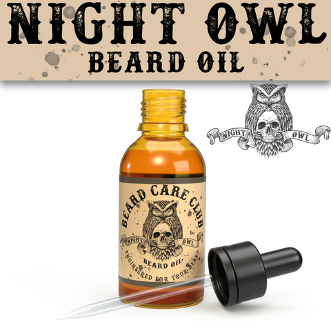 Night Owl Beard Oil