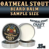 Oatmeal Stout Beard Balm