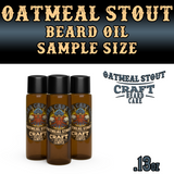 Oatmeal Stout Beard Oil