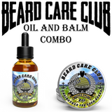 Tobacco Field Beard Oil