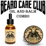 Valley Tan Beard Oil