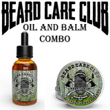 Silver Birch Beard Oil
