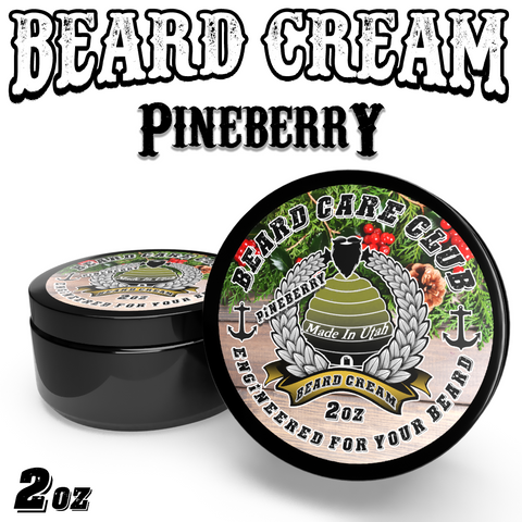 Pineberry Beard Cream