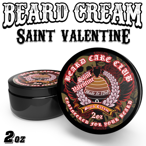 Saint Valentine Beard Cream