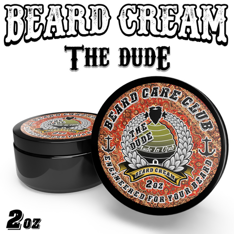 The Dude Beard Cream