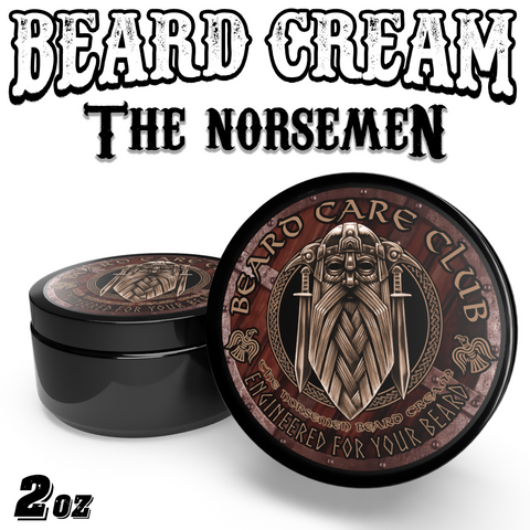 The Norsemen Beard Cream