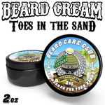 Toes In The Sand Beard Cream
