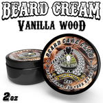Vanillawood Beard Cream