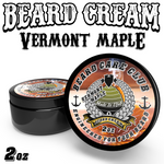 Vermont Maple Beard Cream