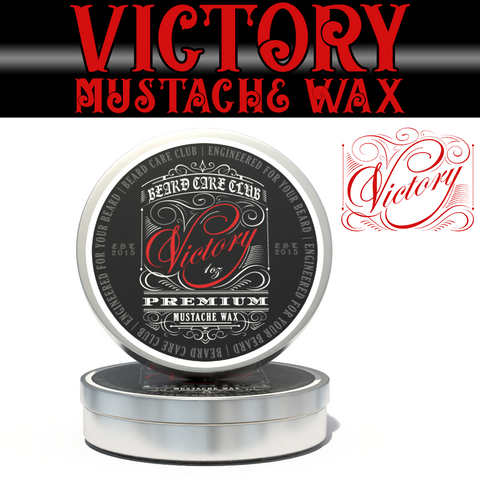 Victory Mustache Wax