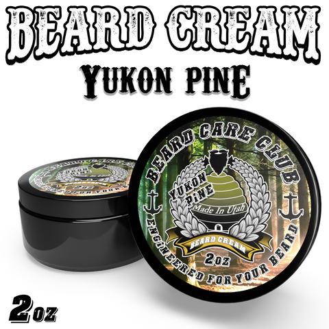 Yukon Pine Beard Cream