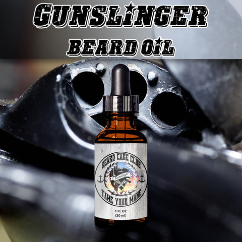 Gunslinger Beard Oil