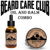 Kings Peak Beard Oil