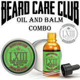 LXIII Beard Oil