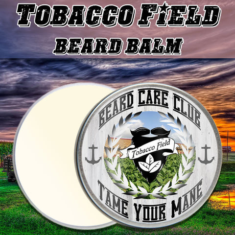 Tobacco Field Beard Balm