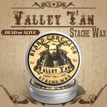 Valley Tan Mustache Wax