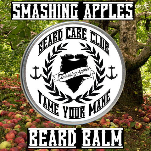 Smashing Apples Beard Balm