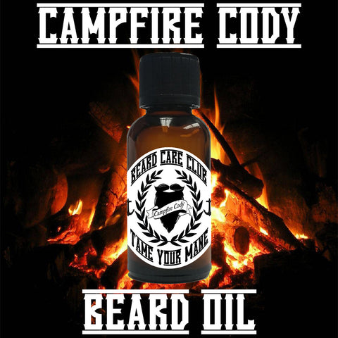 Campfire Cody Beard Oil