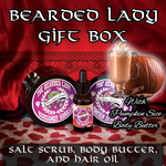 Bearded Lady Gift Box With Pumpkin Spice Butter