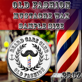 Old Fashion Mustache Wax