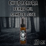 Chupacabra Beard Oil