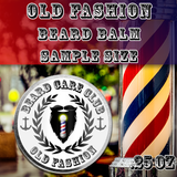 Old Fashion Beard Balm