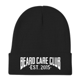 Beard Care Club Fighter Knit Beenie