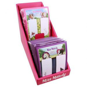 Book - Miss Melody Magnetic