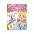 Create Your Own Style Princess Colouring/Activity Book