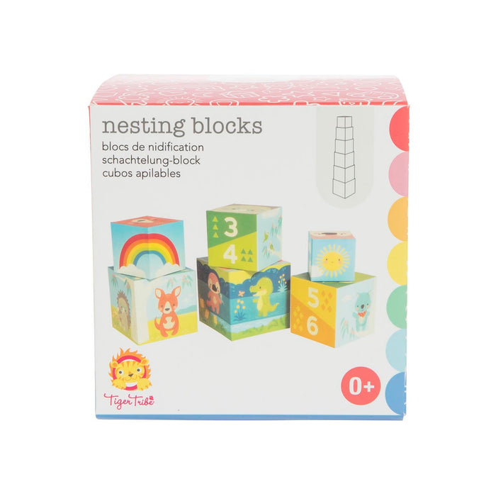 Nesting Blocks - Gumtree Buddies