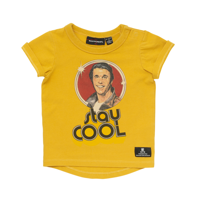 Rock Your Kid Stay Cool - SS T-Shirt