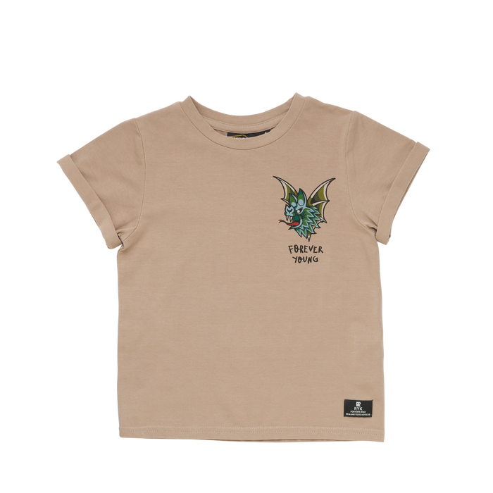 Rock Your Kid Bat - SS T-Shirt